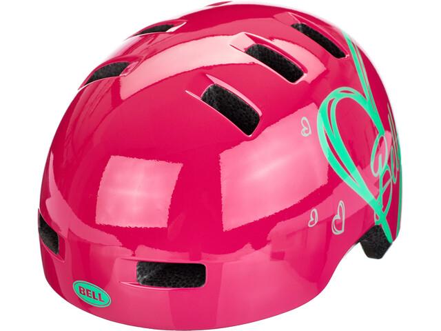 Bell Lil Ripper Helm Kinder pink adore